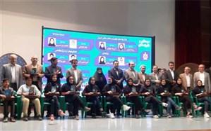 کسب 3 رتبه اول کشوری دانش آموزان مقطع متوسطه اول استان در پنجمین جشنواره نوجوان خوارزمی