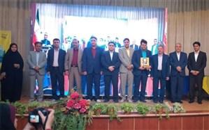درخشش فرهنگیان و دانش آموزان یزدی در اختتامیه هشتمین جشنواره کشوری نوجوان سالم