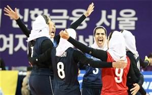 والیبال قهرمانی زنان آسیا؛ هفتمی آسیا برای اولین بار در تاریخ