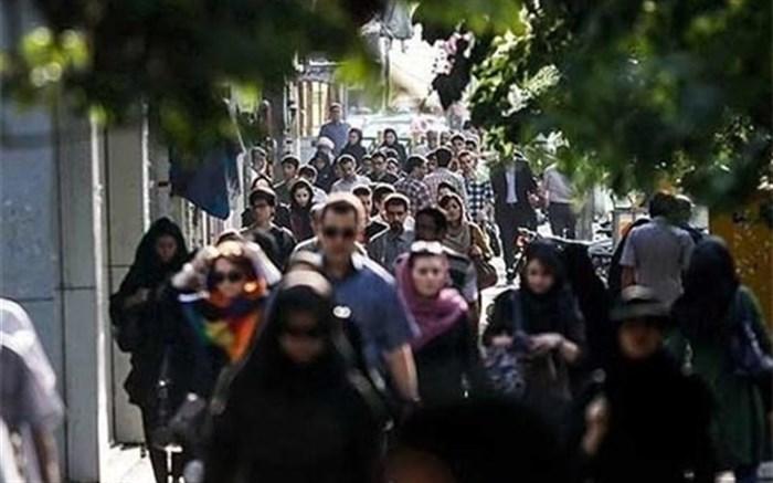 جمعیت ایران