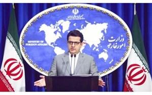 سخنگوی وزارت خارجه: با هر ابزار مشروعی از منافع شهروندان ایرانی دفاع میکنیم
