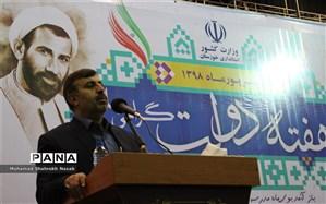 استان خوزستان در سه سال اخیر در شرایط بحرانی مدیریت شده است
