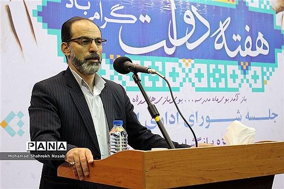 شورای اداری و آموزش و پرورش خوزستان با محوریت بازگشایی مدارس