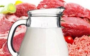 جزئیات صادرات گوشت و لبنیات در سال گذشته