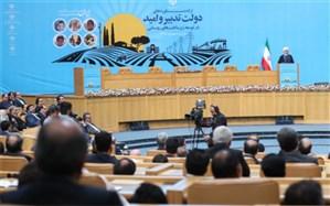 روحانی: اگر  بدانم با کسی ملاقات کنم، مشکل کشورم حل میشود، دریغ نخواهم کرد