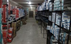 کشف 30 میلیارد ابزار و یراق آلات خارجی قاچاق در البرز