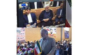 رییس جمهور: افتخار دولت گاز رسانی به سیستان و بلوچستان است