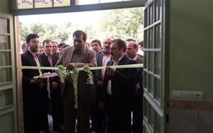 افتتاح مدرسه شبانه روزی فرزانگان لاهرود