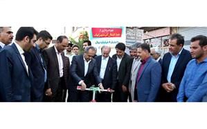 بهرهبرداری از خط انتقال جدید آب شهر کهک با حضور استاندار قم