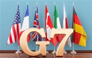 پیروزی مکرون مقابل ترامپ، با دعوت از ظریف در اجلاس گروه ۷