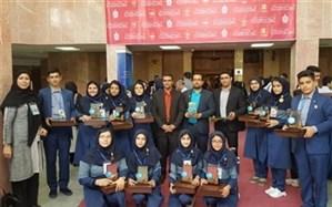 درخشش دانش آموزان استان همدان در مرحله کشوری جشنواره نوجوان خوارزمی