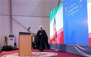 روحانی خطاب به آمریکا: تا تحریمها برداشته نشود، قفل روابط باز نخواهد شد