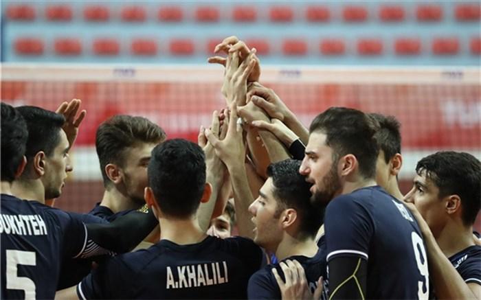 تیم ملی والیبال نوجوانان ایران