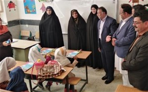 هدف از برگزاری کلاسهای آمادگی نوآموزان مناطق دو زبانه توسعه عدالت آموزشی و جلوگیری از افت تحصیلی در پایه اول دبستان است