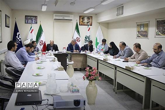 برگزاری نشست کارگروه سرویس مدارس شهر تهران