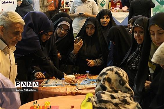 برگزاری اولین جشنواره مدرسه شاد در منطقه 1