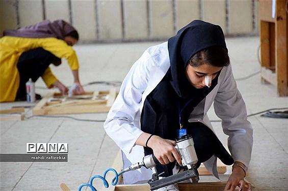 بیستمین جشنواره هنرهای تجسمی هنرستانهای کشور در تبریز