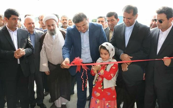 افتتاح ورزشگاه هفت تیر بابل