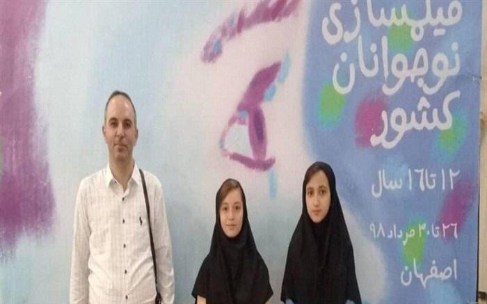 دانش آموزان تالش در المپیاد فیلمسازی کودک و نوجوان مدال گرفتند