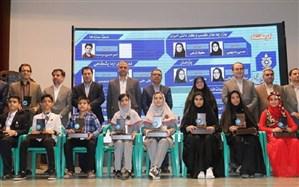 افتخارآفرینی دانشآموزان کرمانشاهی در پنجمین مرحله جشنواره نوجوان خوارزمی