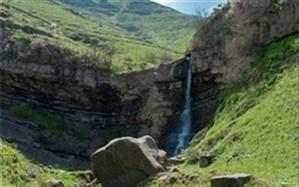 آبشار شوله لر دره سی و درختان گردوی کهنسال گرمی به ثبت ملی رسید