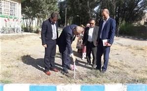 افتتاح پروژه ی آب رسانی و گازرسانی اردوگاه دانش آموزی فرزندان حضرت امام خمینی (ره)