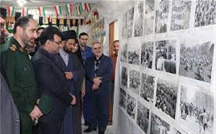 دهمین گالری فرهنگی و هنری گیلان در شفت به بهره برداری رسید