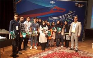افتخارآفرینی هنرجویان هنرستان های فنی و حرفه ای استان یزد