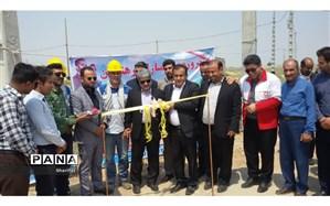 افتتاح و کلنگزنی چندین پروژه عمرانی شهری و روستایی