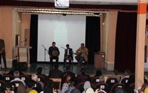 برگزاری عصر شعر و موسیقی درملارد