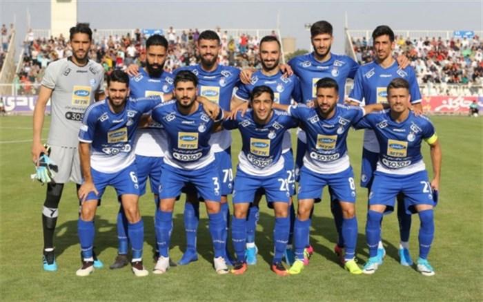 استقلال تهران 2019
