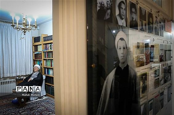 نخستین سالگرد افتتاح خانهموزه آیت الله هاشمی رفسنجانی