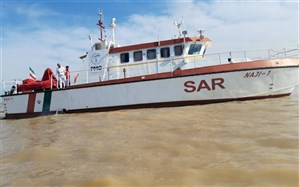 نجات جان خانواده سبزواری در دریای مازندران