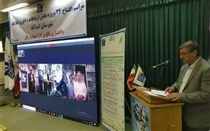 افتتاح پروژه های بخش ارتباطات و فناوری اطلاعات شهرستان اسدآباد با حضور استاندار
