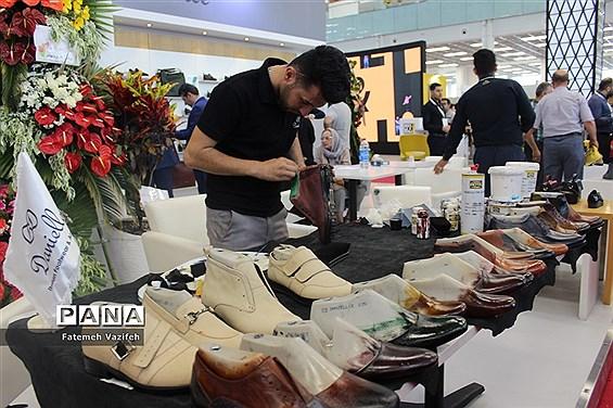 اولین نمایشگاه بین المللی برندهای برترکفش،کیف و کالاهای ورزشی