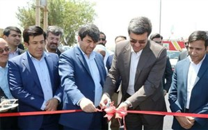 افتتاح چند طرح عمرانی و خدماتی در زارچ