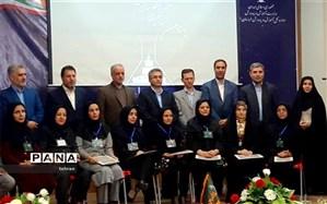 درخشش دبیر منتخب شهر تهران در پانزدهمین جشنواره الگوهای تدریس برتر