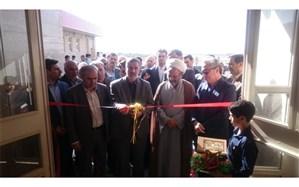 افتتاح مدرسه شش کلاسه آیتالله هاشمی رفسنجانی روستای احمدکندی