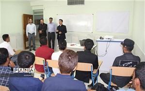 دوره آموزشی بدو خدمت ویژه سرباز معلمان برگزار شد