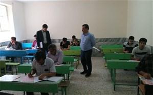 آزمون جامع استانداردهای مهارتی درنیشابور برگزارشد