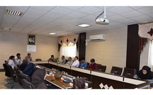 کمیته بهداشت، تغذیه و ایمنی مدارس استان برگزار شد
