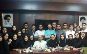 دانش آموزان البرزی در اولین دوره المپیاد علمی جغرافیا کشورمقام اول کسب نمودند