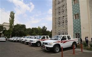 تحویل 42 دستگاه خودروی عملیاتی به بخشداریهای آذربایجان شرقی