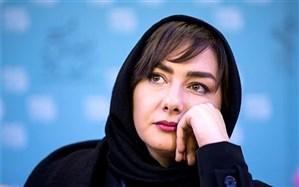 تصویر/ گریم خاص هانیه توسلی در یک فیلم اکران نشده