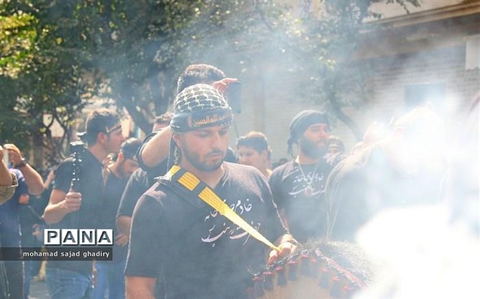 محرم  محله پیروزی