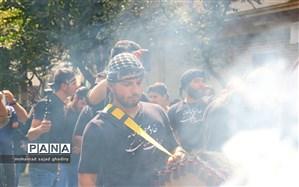 حضور پلیس در معابر پایتخت در شبهای محرم تا پایان مراسم