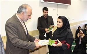 مدیرکل آموزش و پرورش خراسان جنوبی: از 75دانش آموز رتبه آور کشوری تجلیل شد