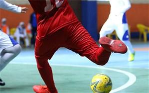اختتامیه مسابقات کشوری فوتسال اتباع افغانستانی دراستان یزد