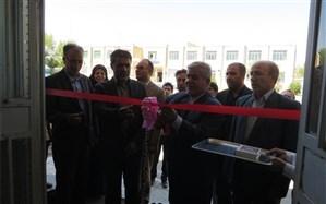 افتتاح سالن چند منظوره شهید مدافع حرم علی آقایی دبیرستان دوره دوم پسرانه شاهد شهید اصغری نیاری ناحیه 2اردبیل