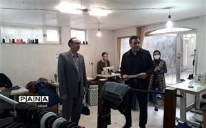 بازدید سرزده اکیپ های نظارتی سازمان دانش آموزی اردبیل از مدارس و تولیدی های لباس فرم مدارس